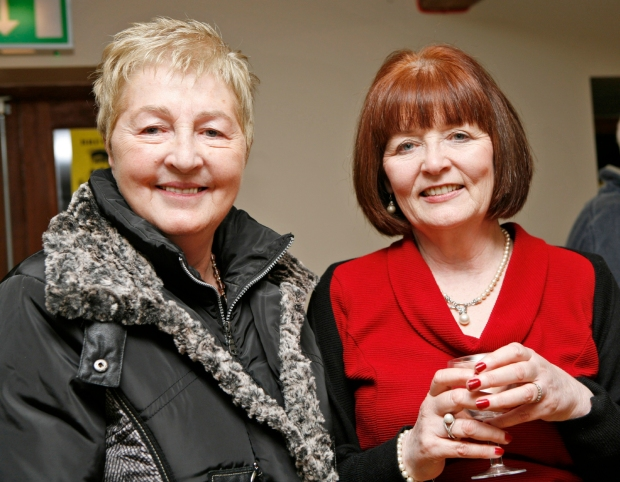 Mary O'Gorman and Mary Hanrahan