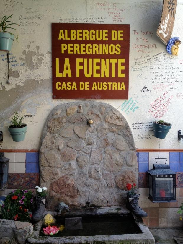 Albergue La Fuente