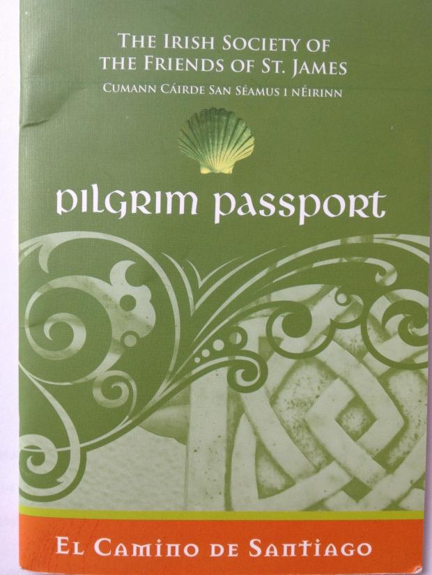 Pilgrim credencial