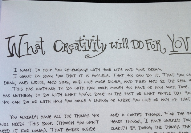 What Creativity Will Do For You - Danny Gregory