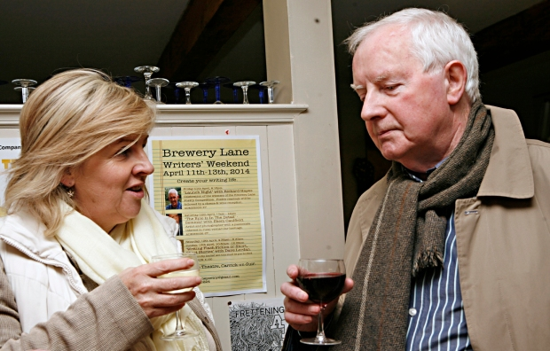 Eileen Acheson & Michael Coady